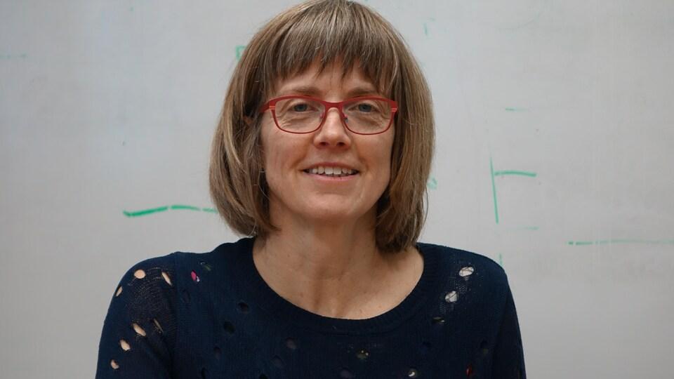 La cardiologue Nathalie Dionne.