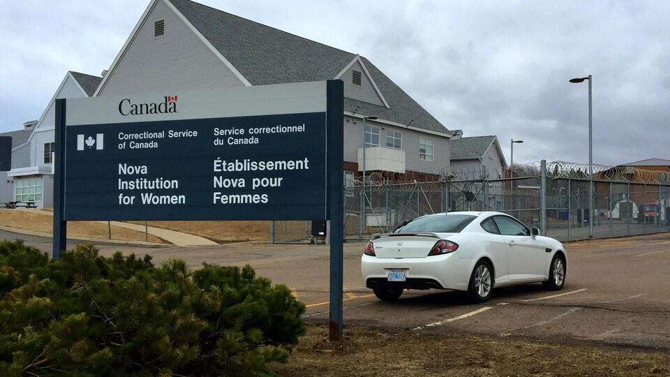 L'établissement correctionnel Nova pour femmes à Truro, en Nouvelle-Écosse