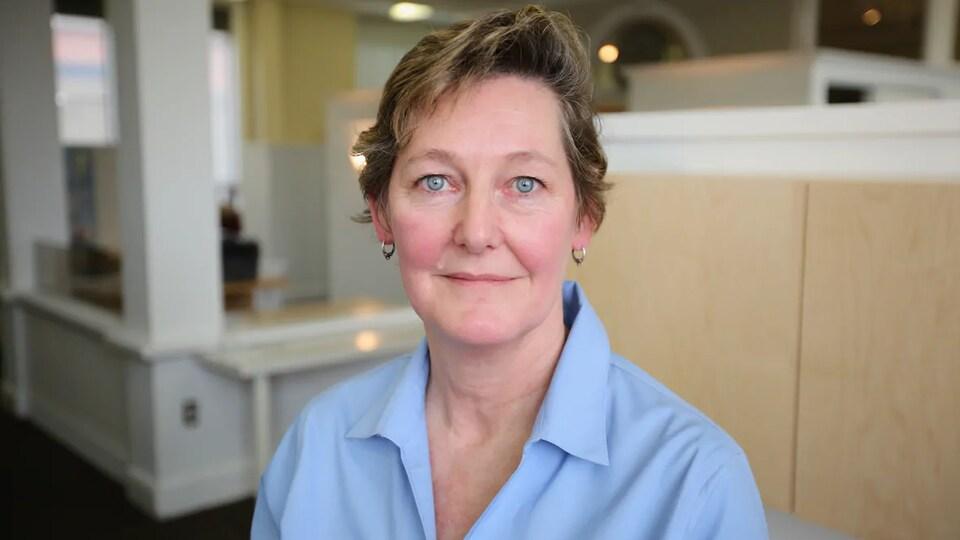 Barbara Gosse espère que l'étude permettra de collecter des données fiables sur le trafic de personnes au Canada.