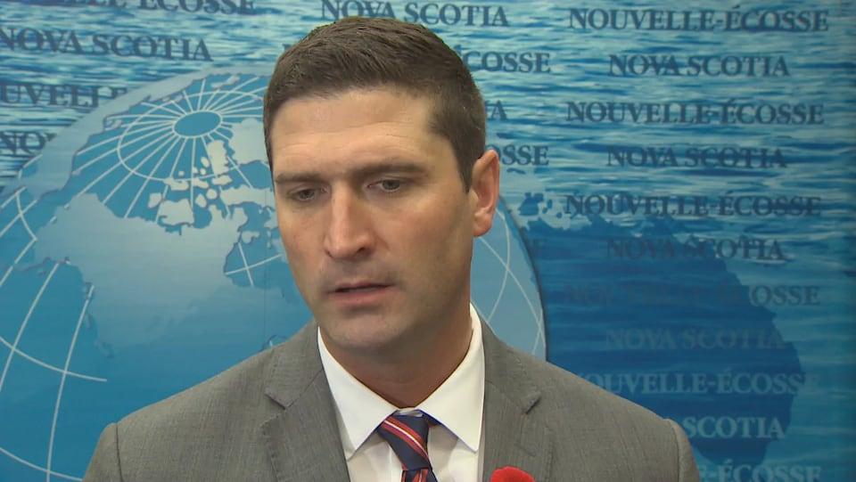 Geoff MacLellan représente la circonscription de Glace Bay, au Cap-Breton.