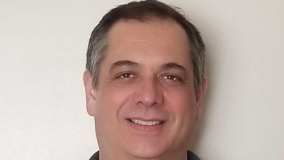 Nick Larochelle est président des Métallos chez Vale.