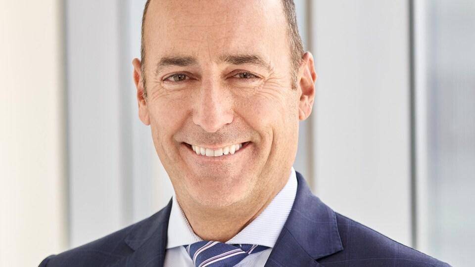 Nicolas Marcoux, chef de la direction de PwC Canada.