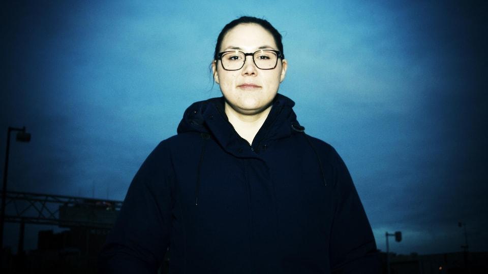 L'auteure groenlandaise Niviaq Korneliussen