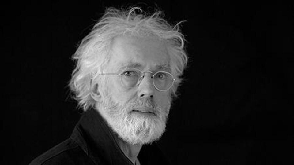 portrait de l'artiste Normand Achim