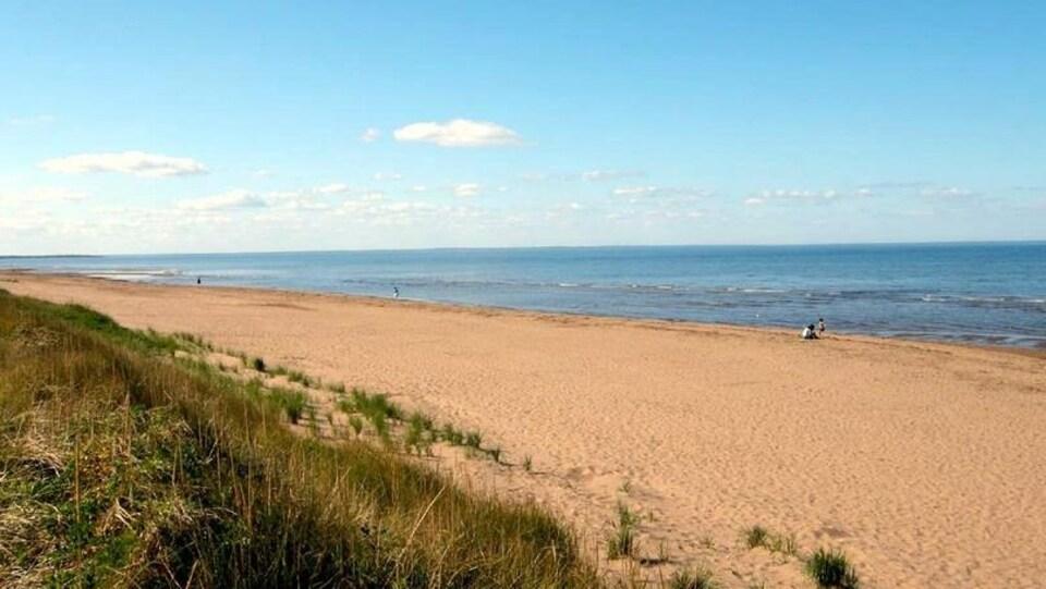 La plage de l'Aboiteau au Nouveau-Brunswick vise une certification internationale