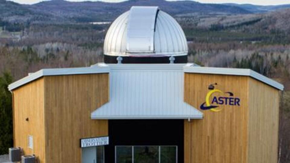 L'Observatoire Aster de Saint-Louis-du-Ha!-Ha!