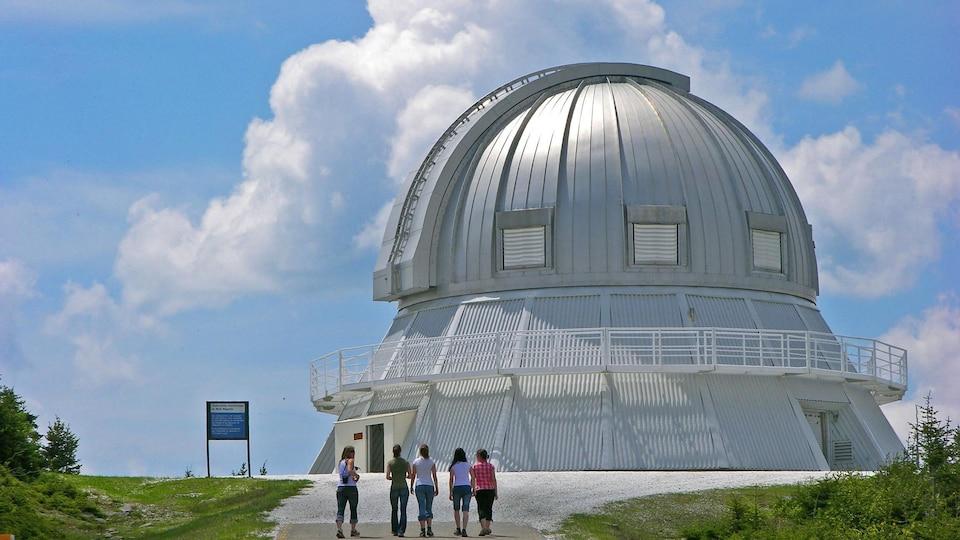 L'observatoire du Mont-Mégantic
