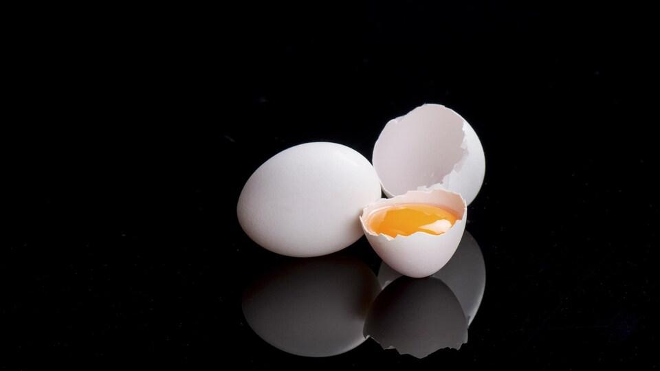 Deux œufs