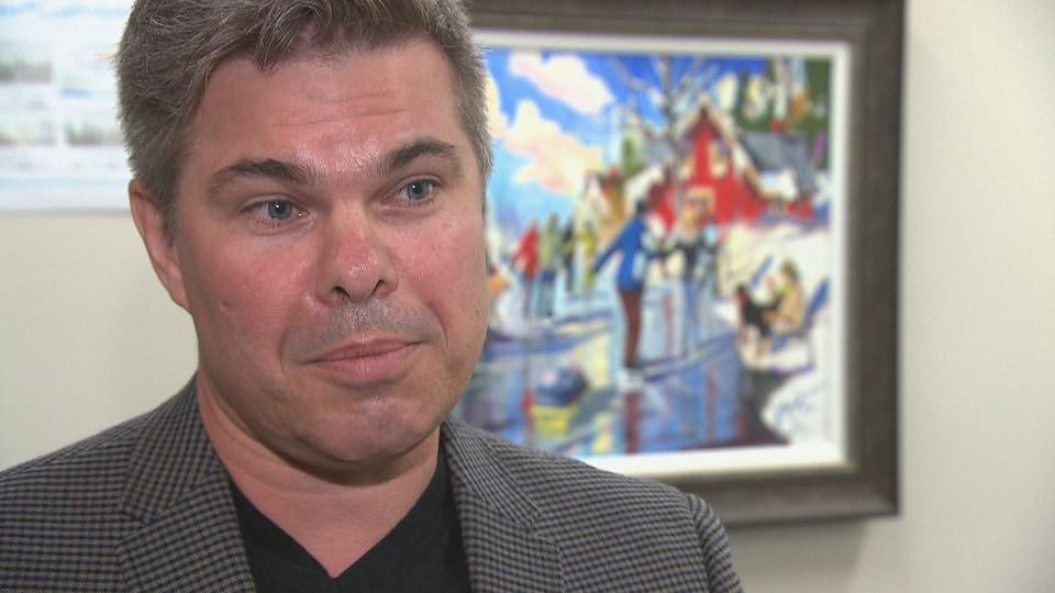 Olivier Roy en entrevue à Radio-Canada.