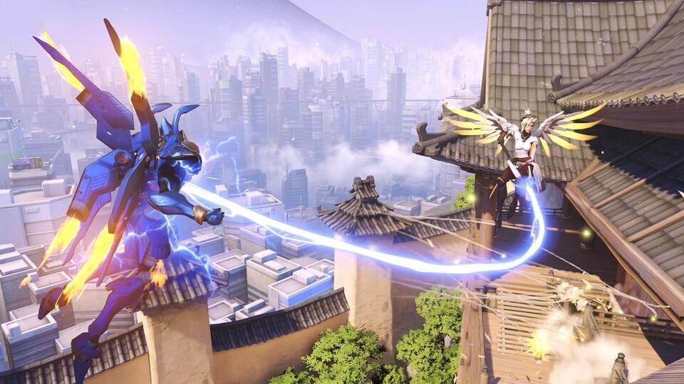 Image tirée du jeu Overwatch