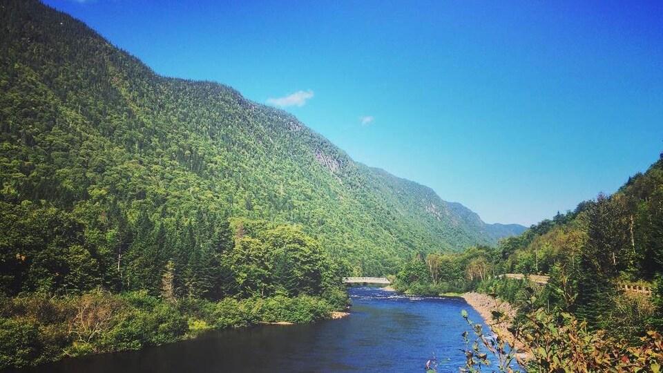 Le parc national de la Jacques-Cartier