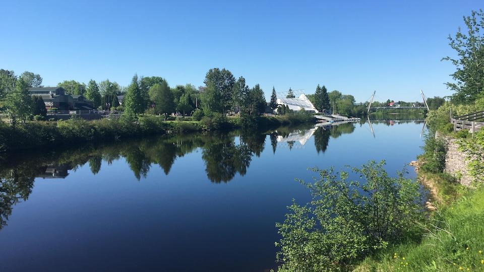 Le parc de la Rivière-aux-Sables