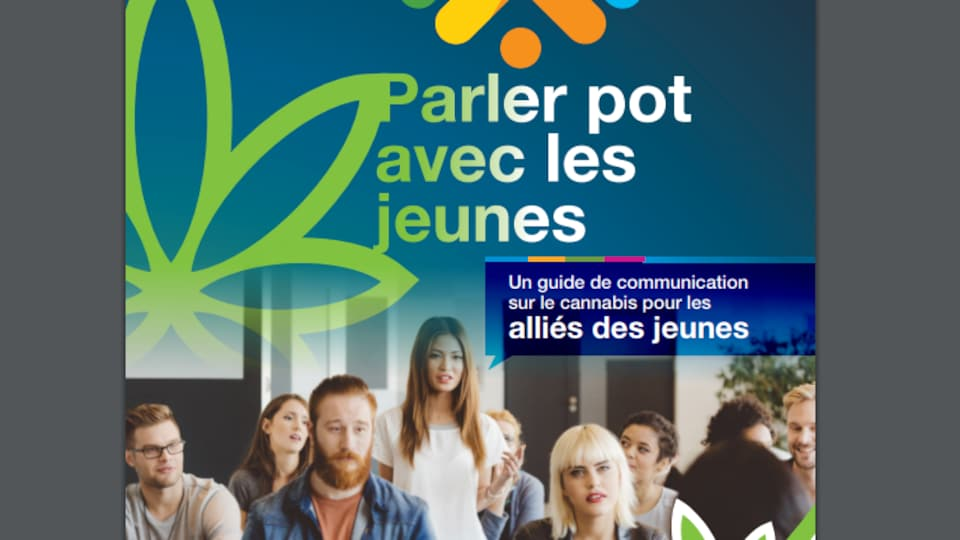 Un guide de discussion sur le cannabis du Centre canadien sur les dépendances et l'usage de substances