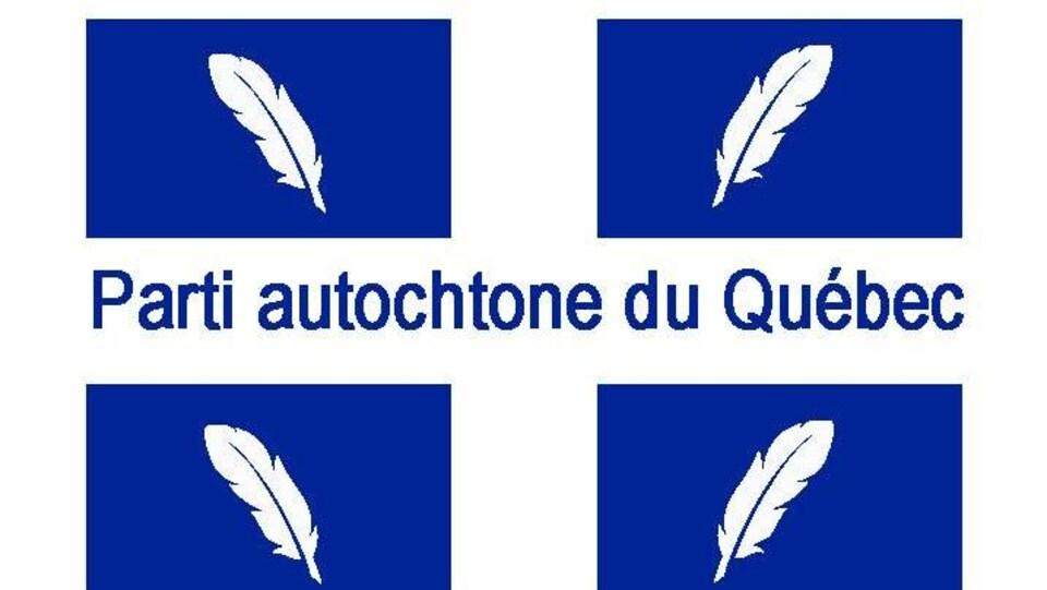 Le logo qui apparaît dans la page Facebook du nouveau Parti autochtone du Québec.