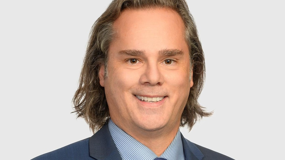 Le nouveau président-directeur général, Patrick Beauchesne.