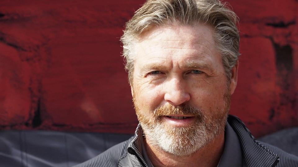 Patrick Roy, directeur général et entraîneur-chef des Remparts de Québec le 15 août 2018