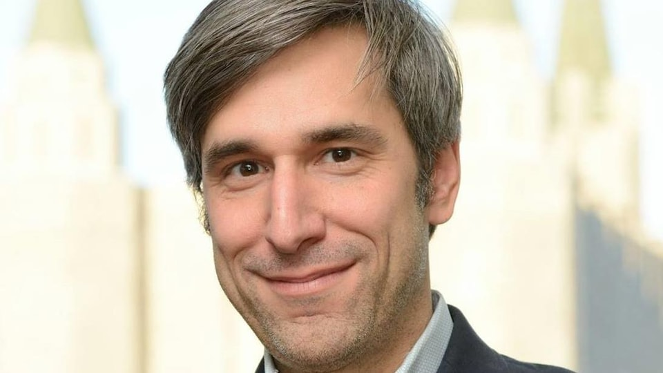 Patrick Turmel, professeur de philosophie à l'Université Laval.