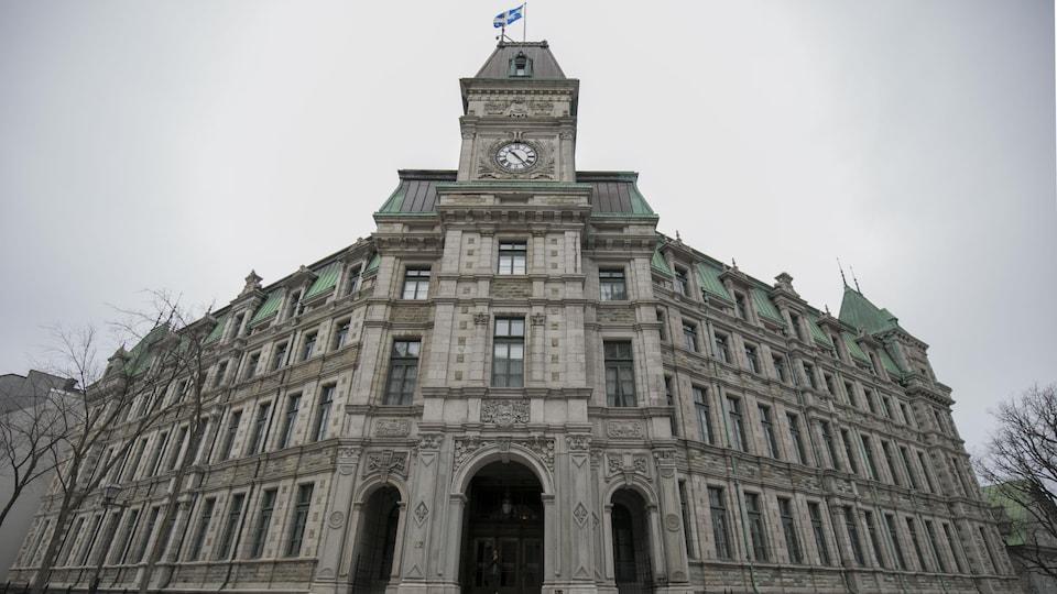 Le Ministère des Finances
