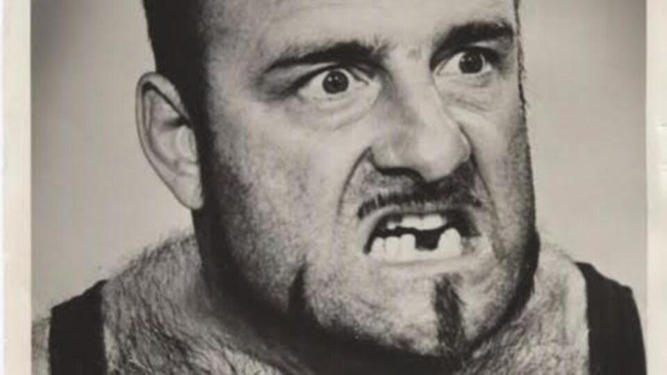 Le lutteur Mad Dog Vachon.
