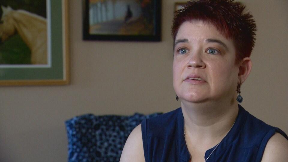 Michelle Bissell milite depuis de nombreuses années pour sensibiliser les gens à la réalité des personnes handicapées.