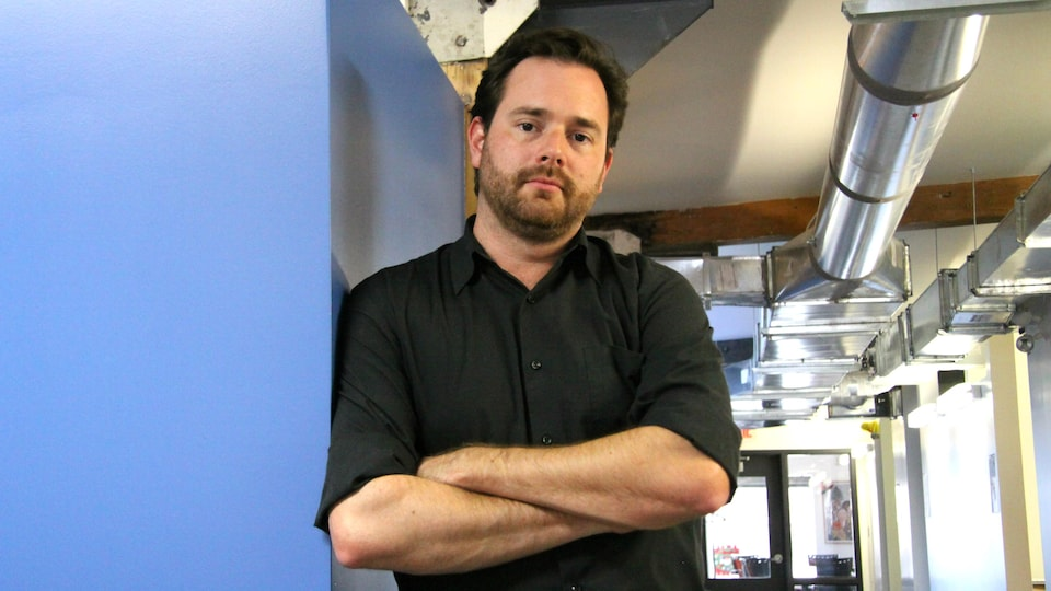 Le directeur général de Montréal autochtone Philippe Meilleur