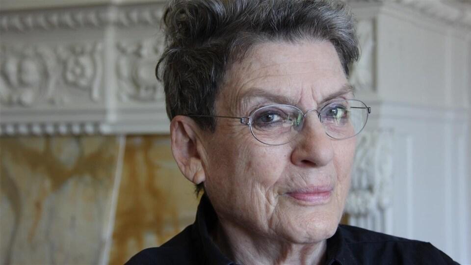 L'architecte Phyllis Lambert.
