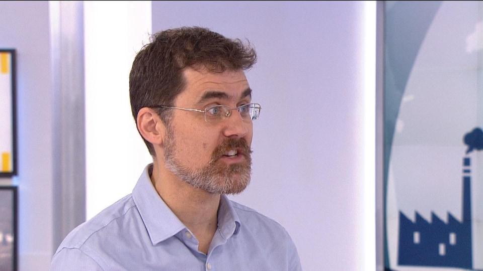Pierre-Olivier Pineau, de la Chaire de gestion du secteur de l'énergie de HEC Montréal