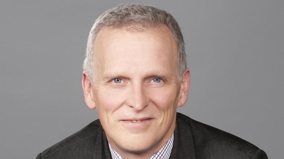 Pierre Veilleux, le président de l'APPQ.
