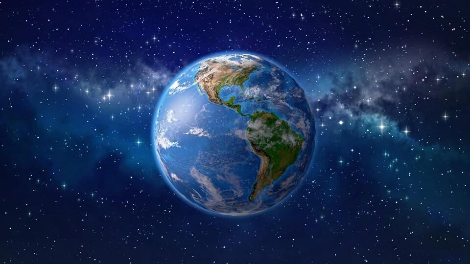 La planète Terre n'aura jamais été aussi silencieuse que depuis le confinement mondial.