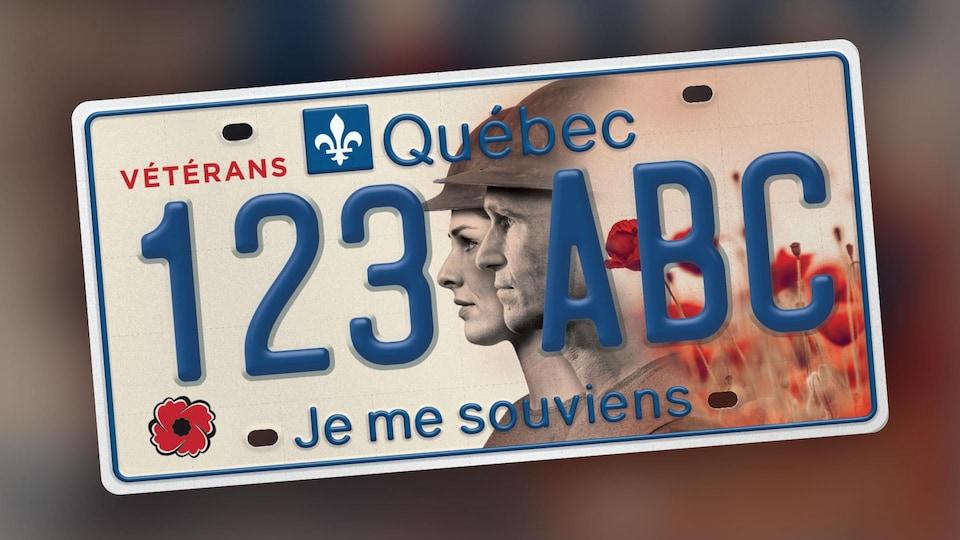 Plaque vétérans Plaque-immatriculation-veterans