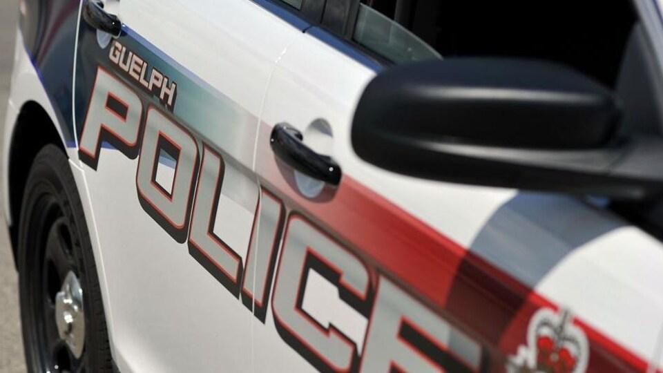 La police de Guelph