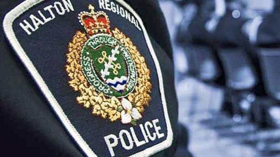 Police régionale de Halton.