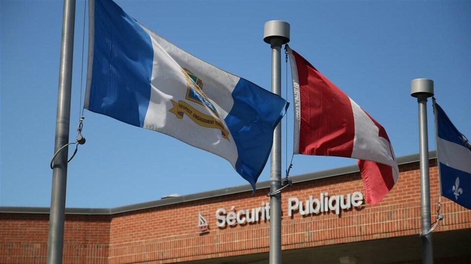 La Sécurité publique de Trois-Rivières