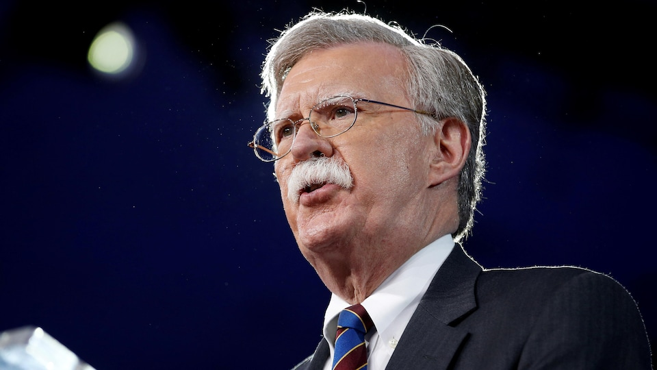 L'ancien conseiller à la sécurité nationale John Bolton.