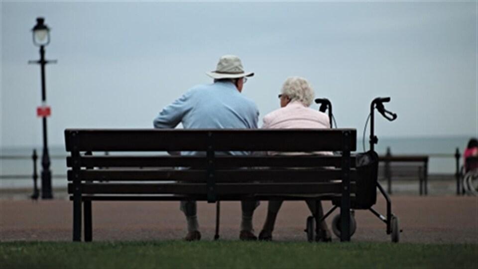 La population est vieillissante à l'Isle Madame.