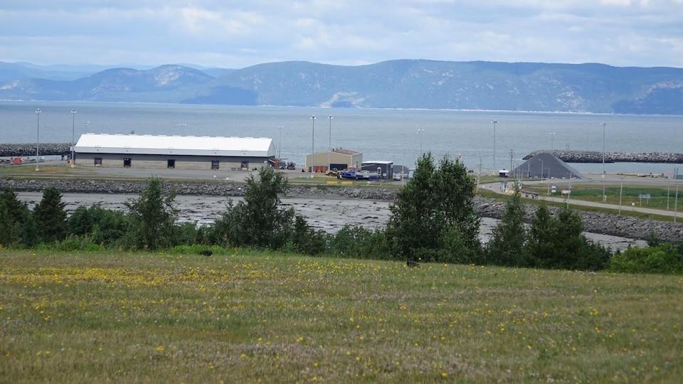 Port de Gros-Cacouna