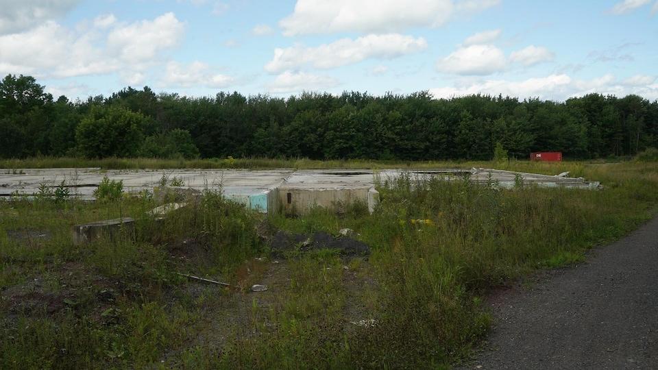 L'usine devait être érigée sur le site d'une ancienne usine de champignons à l'intersection des rues Livaudière et de la Faune