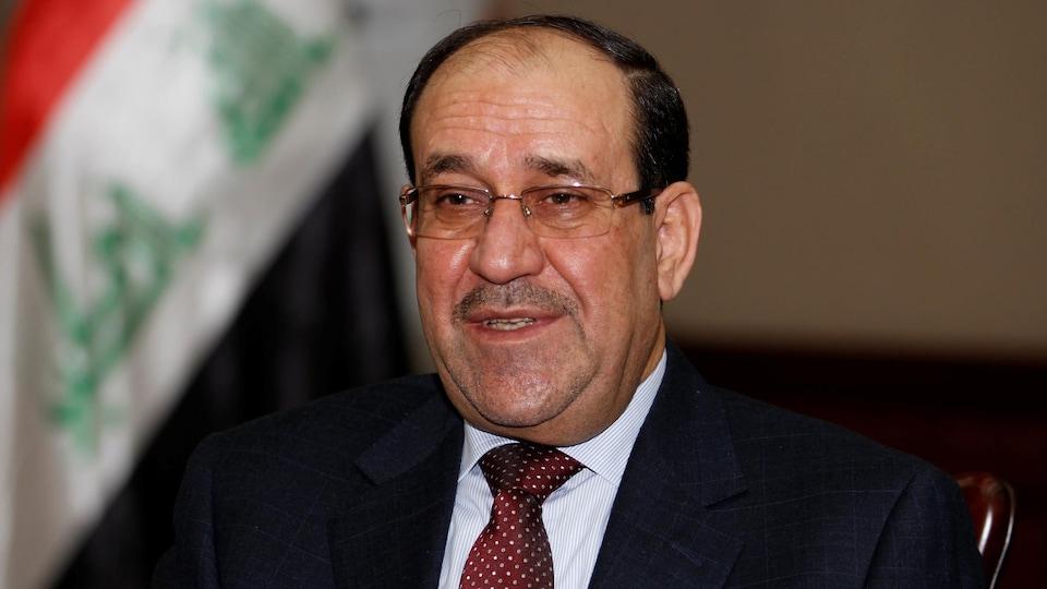 L'ancien premier ministre irakien Nouri Al-Maliki.