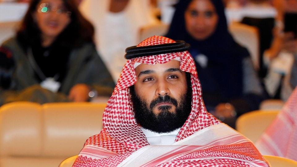 Prince héritier Mohammed Ben Salmane