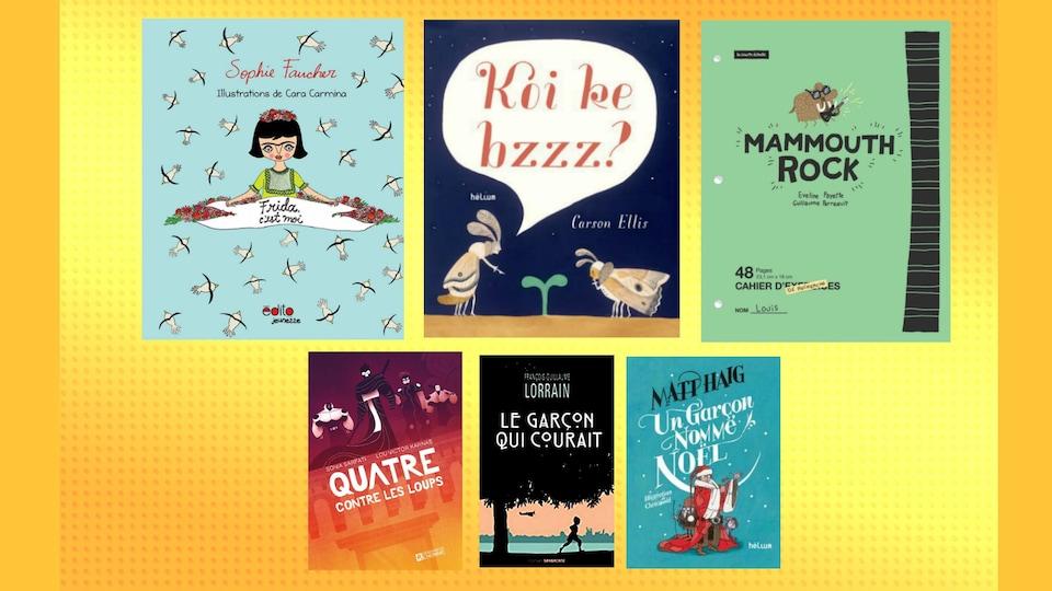 Quelques titres en lice pour le Prix jeunesse des libraires du Québec 2018