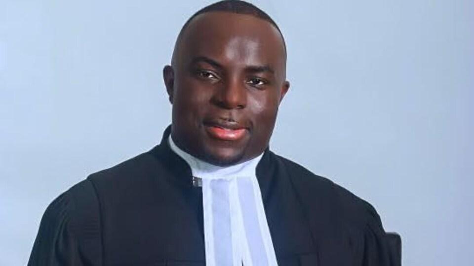 Kwadwo D. Yeboah, avocat