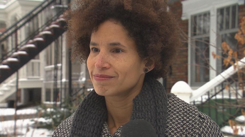 Me Mélanie Chaperon, avocate spécialisée en droit locatif.