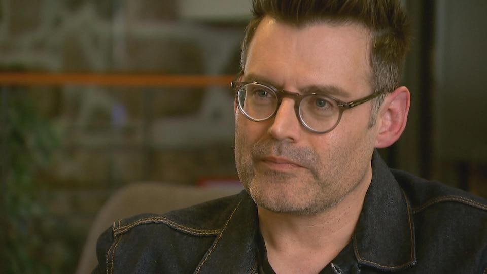 Le psychologue Marc-André Dufour
