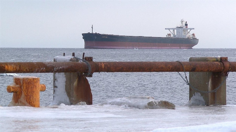 Port-Cartier.