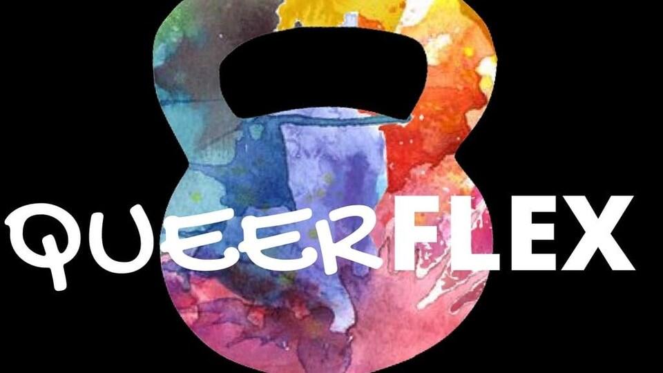 Logo de la salle d'entraînement Queerflex.
