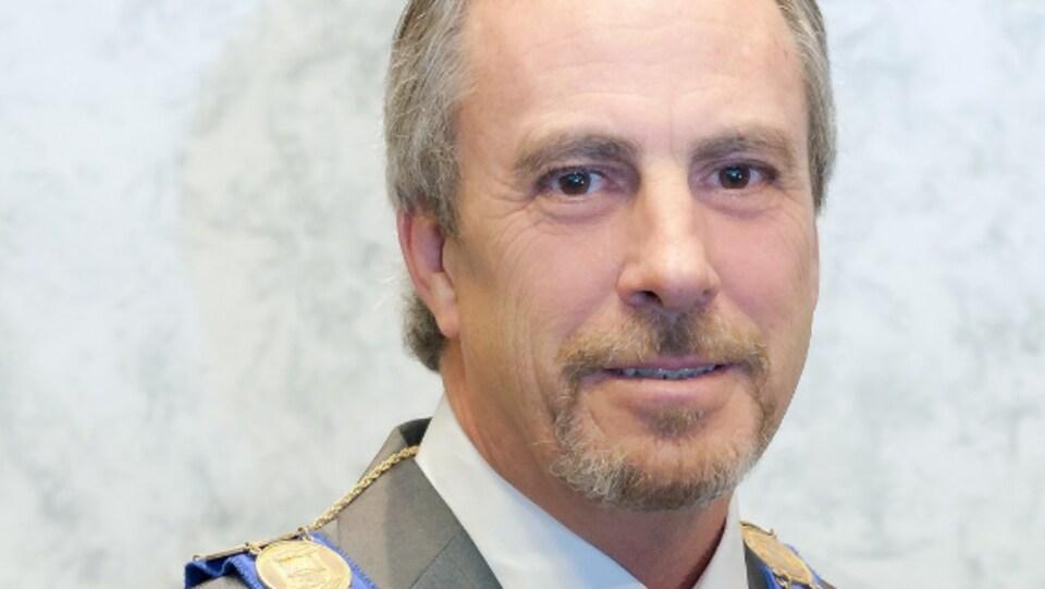 Photo du maire de Chatham-Kent.