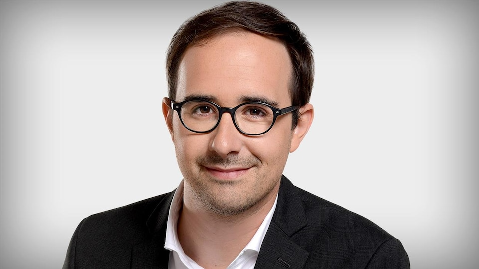 Raphaël Bouvier-Auclair.