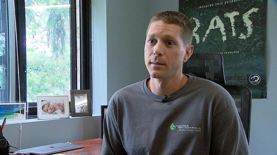 Mike Londry, President of Westside Pest Control LTD.