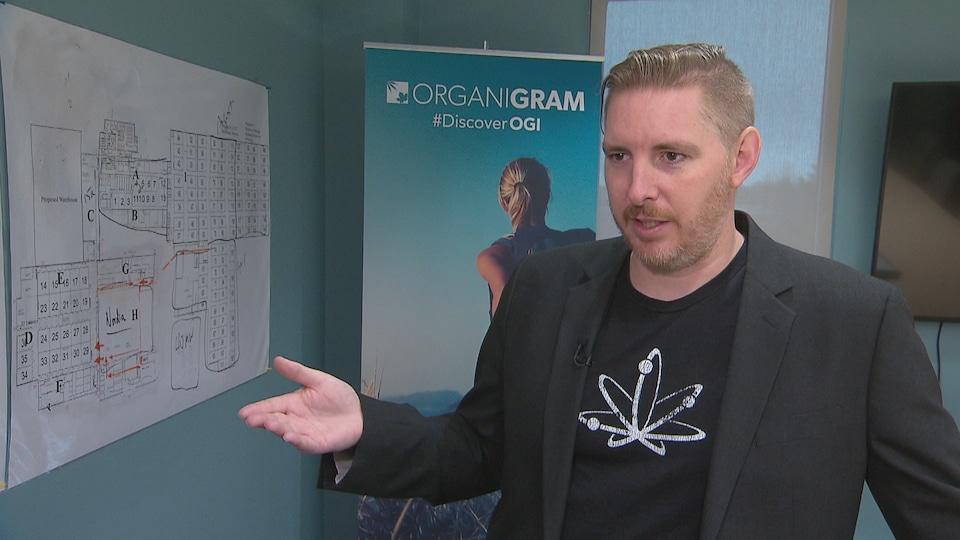 Ray Gracewood en entrevue