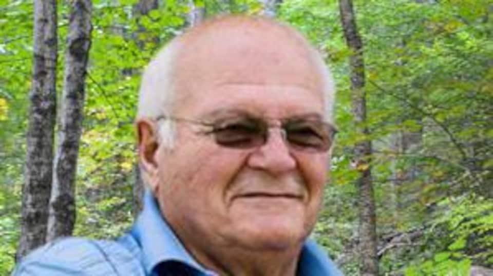 Raymond Carignan, ancien maire de Saint-Félix-de-Dalquier